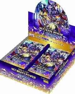 ブースター ULTIMATE POWER【BT-02】